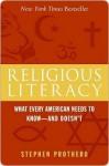 Religious Literacy - Stephen R. Prothero