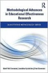Methodological Advances in Educational Effectiveness Research - Bert Creemers