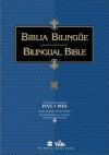 NVI/NIV Biblia Bilingue, piel imitacion negro, indice (Bilingual Bible) - Vida Publishers