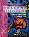 College Keyboarding, Office 2000 Complete Course, Text w/ Template Disk: Lessons 1-180 - Susie H. VanHuss, Connie M. Forde