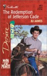 Redemption of Jefferson Cade (Man of The Month/Men of Belle Terre) - B.J. James