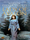 Lady of Avalon - Marion Zimmer Bradley