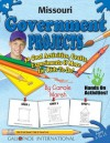 Missouri Government Projects: 30 Cool, Activities, Crafts, Experiments & More for Kids to Do (Missouri Experience) - Carole Marsh
