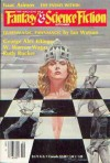 Fantasy and Science Fiction September, 1986 - Edward L. Ferman