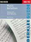 Music Notation (Berklee Guide) - Mark McGrain