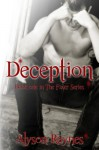 Deception - Alyson Raynes, Kim Siemering, Amy Roberts, K23 Photography and Design, Tara Wagner