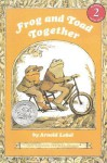 Frog and Toad Together Book and CD: Frog and Toad Together Book and CD - Arnold Lobel