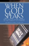 When God Speaks: Reflections on the First Readings of the Sunday Lectionary - Daniel E Pilarczyk, Daniel E. Pilarczyk, Daniel E Pilarczyk