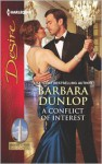 A Conflict of Interest - Barbara Dunlop