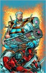 Deadpool & Cable Ultimate Collection - Book 1 - Fabian Nicieza, Chris Stevens, Mark Brooks, Patrick Zircher, Shane Law