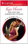 Zoe and the Tormented Tycoon - Kate Hewitt