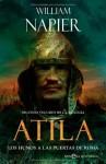 Atila 2 - los hunos a las puertas de Roma (Novela Historica(la Esfera)) (Spanish Edition) - William Napier