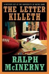 The Letter Killeth - Ralph McInerny