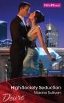 Mills & Boon : High-Society Seduction - Maxine Sullivan