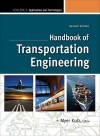 Handbook of Transportation Engineering Volume II, 2e - Myer Kutz