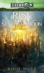Rise of the Seventh Moon: Heirs of Ash, Book 3 - Rich Wulf