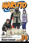 Naruto, Vol. 34: The Reunion - Masashi Kishimoto