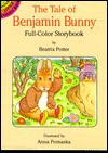 The Tale Of Benjamin Bunny: Full Color Storybook (Dover Little Activity Books) - Beatrix Potter