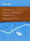 Companion Encyclopedia of Geography: The Environment and Humankind (Routledge Companion Encyclopedias) - Prof Ian Douglas, Richard John Hugget, Mike Robinson