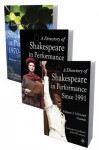 A Directory of Shakespeare in Performance Volumes 1-3 - John O'Connor, Katharine Goodland