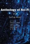 Anthology of Sci-Fi V18, the Pulp Writers - Edmond Hamilton, Francis Flagg, Thomas H. Knight, A.T. Locke, James P. Olsen, D.W. Hall