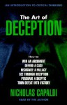 The Art of Deception - Nicholas Capaldi