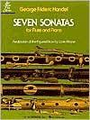 Seven Sonatas for Flute and Piano - Georg Friedrich Händel