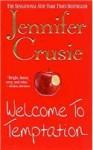 Welcome to Temptation (Dempseys #1) - Jennifer Crusie