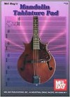 Mandolin Tablature Pad - William Bay