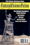 Fantasy & Science Fiction, May 2003 - Gordon Van Gelder, Ellen Klages, Robert Sheckley, Ron Goulart, Kit Reed, Harvey Jacobs, Bruce Jay Friedman