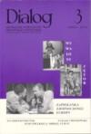 Dialog, nr 3 / marzec 2006. Zapiekanka zjednoczonej Europy - Redakcja miesięcznika Dialog