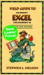 Field Guide to Microsoft Excel for Windows 95 - Stephen L. Nelson