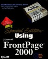 Special Edition Using Microsoft FrontPage 2000 [With *] - Neil Randall, Dennis Jones