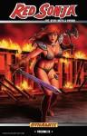 Red Sonja, She-Devil With a Sword, Vol. 9: War Season - Eric Trautmann, Walter Geovani, Patrick Berkenkotter