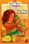 Frogs' Legs For Dinner? - George E. Stanley, Linda Graves