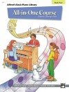 Alfred's Basic All-In-One Course, Bk 4: Lesson * Theory * Solo - Amanda Vick Lethco