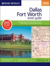 Rand Mcnally 2006 Dallas And Fort Worth, Taxas: Street Guide (Rand Mc Nally Streetfinder) - Rand McNally