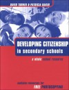 Citizenship in Schools Pack (Two Book in Pack) - David Turner, Patricia Baker