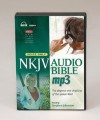 NKJV Audio Bible MP3: The elegance and simplicity of the spoken Word - Anonymous, Stephen Johnston