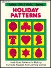 Totline Holiday Patterns (Mix & Match Series) - Gary Mohrmann, Jean Warren, Gayle Bittinger, Gary Mohrman