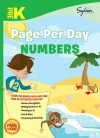 Pre-K Page Per Day: Numbers - Sylvan Learning