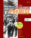 Loose-leaf Version of The American Promise: A Concise History, Combined Volume - James L. Roark, Michael P. Johnson, Patricia Cline Cohen, Sarah Stage, Alan Lawson, Susan M. Hartmann