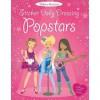 Sticker Dolly Dressing Popstars - Lucy Beckett-Bowman, Stella Baggott