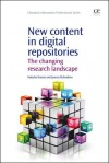 New Content in Digital Repositories: The changing research landscape - Natasha Simons, Joanna Richardson