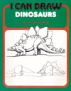 I Can Draw Dinosaurs - Lisa Bonforte