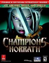 Champions of Norrath: Prima's Official Strategy Guide: Prima's Official Strategy Guide - Prima Publishing, Prima Publishing