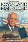 Boy of the land, man of the Lord - Elaine Cannon