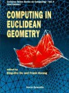 Computing In Euclidean Geometry (Lecture Notes Series On Computing, Vol 4) - Ding-Zhu Du