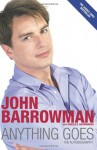 Anything Goes - John Barrowman, Carole E. Barrowman