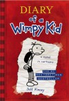 Diary of a Wimpy Kid (Diary of a Wimpy Kid #1) - Jeff Kinney